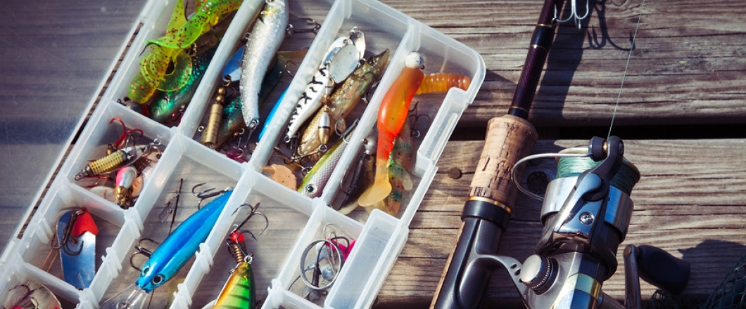 Best selection of bait & fishing tackle!